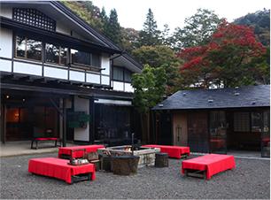 庭園喫茶 水琴亭